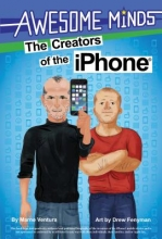 Ventura, Marne Awesome Minds: The Creators of the iPhone