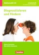 Hammel, Vincent,   Wennekers, Udo Diagnostizieren und Fördern. Arbeitshefte Mathematik 5./6. Schuljahr. Ebene Geometrie, Räumliche Geometrie