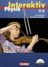 Bresler, Siegfried,   Heepmann, Bernd,   Hörter, Christian,   Pollmann, Matthias Schröder, W: Physik interaktiv GS NRW 5/6 SB