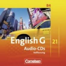 Schwarz, Hellmut English G 21 Ausgabe B/4: 8. Schuljahr/CDs