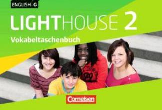 Tröger, Uwe,   Biederstädt, Wolfgang,   Donoghue, Frank English G LIGHTHOUSE 02: 6. Schuljahr. Vokabeltaschenbuch