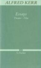 Kerr, Alfred Essays