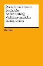 Shakespeare, William Much Ado About Nothing. Viel Lärm um nichts