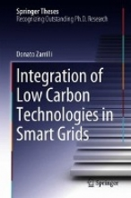 Zarrilli, Donato Integration of Low Carbon Technologies in Smart Grids