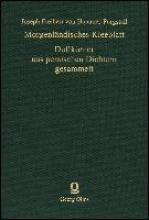 Hammer-Purgstall, Joseph von Morgenländisches Kleeblatt