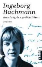 Bachmann, Ingeborg Anrufung des Gro?en B?ren