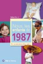 Boufedji, Mélissa Nous, les enfants de 1987
