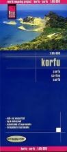 , Korfu Corfu 1 : 65 000