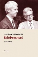 Canetti, Elias Briefewechsel 1963-1990