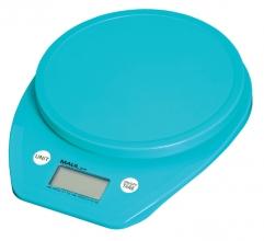 , Briefweger MAUL Goal tot 5000 gram blauw incl.batterij