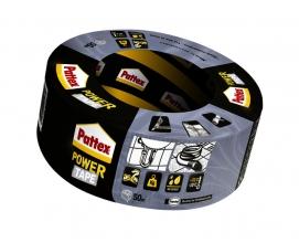 , Plakband Pattex Power Tape 50mmx50m grijs