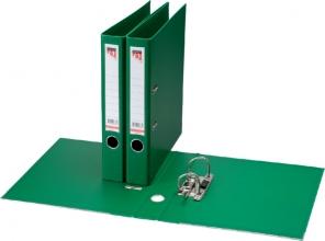 , Ordner Quantore A4 50mm PP groen