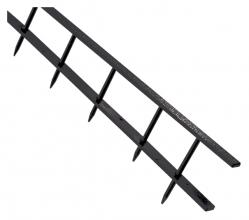 , Velobindstrip Velobind S1 12-pins 25mm zwart