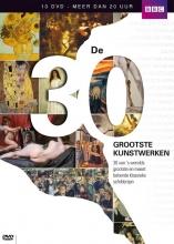 30 Grootste kunstwerken 5 amaray met 2 dvd