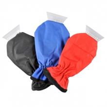 , IJskrabber ProPlus met fleece handschoen assorti