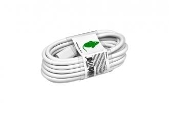 , Kabel Green Mouse USB Lightning-A 2 meter wit