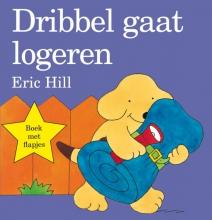 Eric  Hill Dribbel gaat logeren