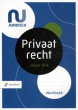 Jasper Brik , Privaatrecht