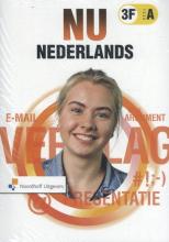 , NU Nederlands mbo 3F deel A+B Leerwerkboek