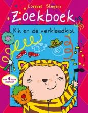 Liesbet Slegers , Zoekboek Rik en de verkleedkist