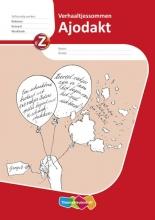 Marjanne van Gameren, Cokky  Stolze Ajodakt Rekenen (set a 5ex) Verhaaltjessommen groep 6 Werkboek