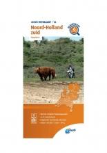ANWB , Fietskaart Noord-Holland zuid 1:66.666
