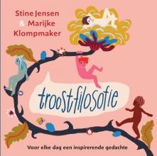 Stine Jensen , Troostfilosofie