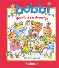 Monica Maas , Bobbi geeft een feestje