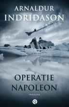 Arnaldur Indridason , Operatie Napoleon