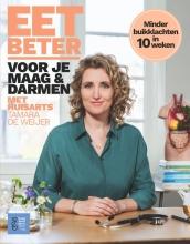 Tamara de Weijer , Eet beter voor je maag en darmen met huisarts Tamara de Weijer