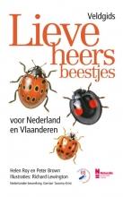 Peter Brown Helen Roy, Veldgids lieveheersbeestjes voor Nederland en Vlaanderen