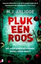 M.J.  Arlidge Pluk een roos