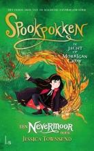 Jessica Townsend , Spookpokken - De jacht op Morrigan Crow