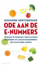 Rosanne  Hertzberger ode aan de e-nummers