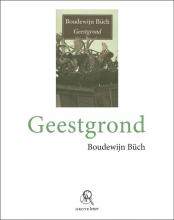 Boudewijn  Büch Geestgrond (grote letter) - POD editie