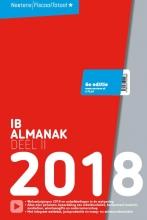 G.T.W. Janssen W. Buis  P.M.F. van Loon  A.G.H. Ottenheym  A.J. Ouweneel  F.J. Hartman  J. Berns, Nextens IB Almanak 2018 2