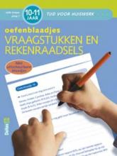 G.  Heymans, Tijd voor Huiswerk Oefenblaadjes- vraagstukken 10-11 jaar