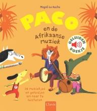 Magali Le Huche Paco en de Afrikaanse muziek