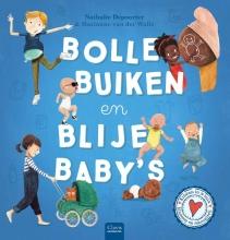 Nathalie Depoorter , Bolle buiken en blije baby`s