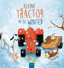 Natalie Quintart , Kleine Tractor in de winter