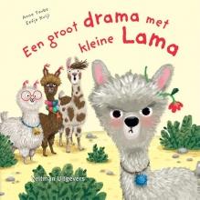 Anna Taube , Een groot drama met Kleine Lama
