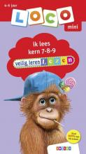 , Loco Mini veilig leren lezen ik lees kern 7-8-9