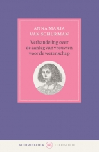 Anna Maria van Schurman , Verhandeling over de aanleg van vrouwen voor de wetenschap