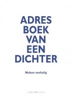 Adresboek van een dichter