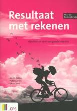 Marije  Bakker, Pieter  Gerrits, Johan  Theil Resultaat met rekenen