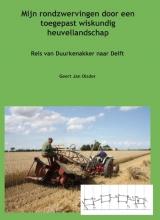 Geert Jan Olsder , Mijn rondzwervingen door een toegepast wiskundig heuvellandschap