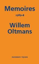 Willem  Oltmans Memoires Willem Oltmans Memoires 1989-B
