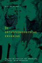Peter van der Doef , De orthopedagogische ervaring