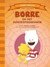 Jeroen Aalbers , Borre en het suikerspinnenweb