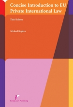 Michael  Bogdan Concise Introduction to EU Private International Law